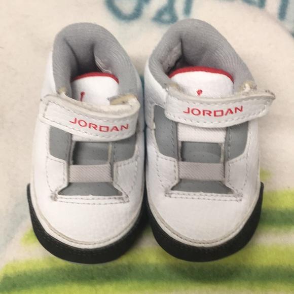 Jordan Newborn Shoes